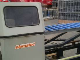 ELUMATEC DG 142 Double Mitre Saw - Aluminium, Metal, PVC, Timber $13,750 + GST. CORAL Dust Extractor - picture15' - Click to enlarge