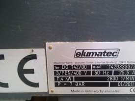 ELUMATEC DG 142 Double Mitre Saw - Aluminium, Metal, PVC, Timber $13,750 + GST. CORAL Dust Extractor - picture17' - Click to enlarge