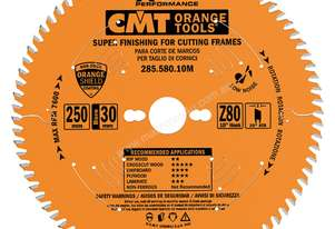 CMT XTreme Super Finishing Blade - 250mm - 80 Tooth