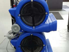 TCS NEW 900W COMMERCIAL INDUSTRIAL CARPET BLOWER DRYER / AIR CIRCULATOR - picture2' - Click to enlarge