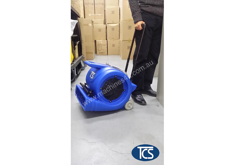 TCS NEW 900W COMMERCIAL INDUSTRIAL CARPET BLOWER DRYER / AIR CIRCULATOR
