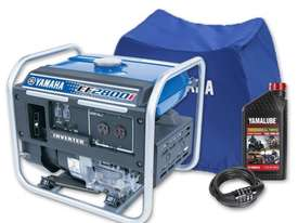 Yamaha 2800w Inverter Generator - picture6' - Click to enlarge