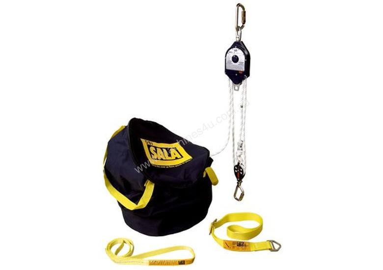 DBI/SALA 3600050 Rollgliss RPD Rescue Positioning Device - 3:1 Ratio RRP $2,766