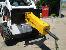 UBT45S Silence Hydraulic Hammer Bobcat loaders Rock Breaker ATTUBT - picture1' - Click to enlarge