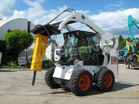 UBT45S Silence Hydraulic Hammer Bobcat loaders Rock Breaker ATTUBT - picture4' - Click to enlarge