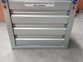 24 inch extraction fan 240 volt auto shutters - picture0' - Click to enlarge