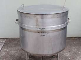 Stainless Steel Tank - picture3' - Click to enlarge