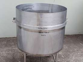 Stainless Steel Tank - picture4' - Click to enlarge