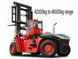 14 TO 46 TON HEAVY DUTY FORKLIFTS - picture2' - Click to enlarge