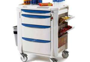 Metro Mini Bar Restocking Cart