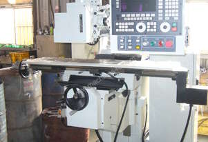 Quantum 33HP CNC Knee Mill with Fagor 8055M control