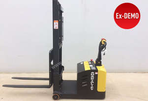Ex-Demo Walkie Stacker - Low Hours
