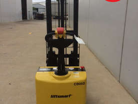Ex-Demo Walkie Stacker - Low Hours - picture2' - Click to enlarge