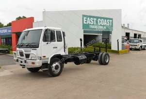 2006 NISSAN PK 245 Cab Chassis