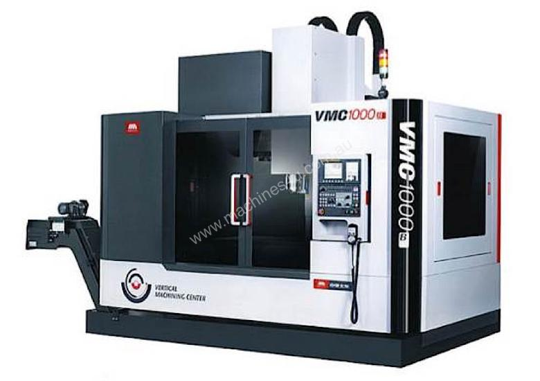 Shenynag Vertical Machining Center VMC1000B X/Y/Z 1100/610/650mm