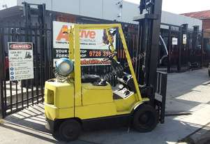 Hyster Forklift S45XM 2.5 Ton 6600mm Lift Side Shift