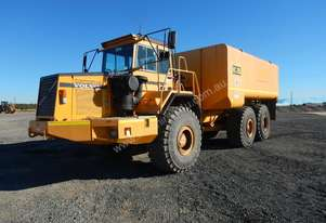 2000 Volvo A35C 6x6 Articulated Water Tanker