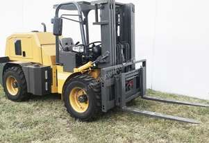 2018 SUMMIT ALL TERRAIN CONTAINER FORKLIFT
