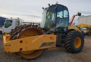 USED 2012 VOLVO 17T PADFOOT ROLLER WITH LOW 500 HOURS