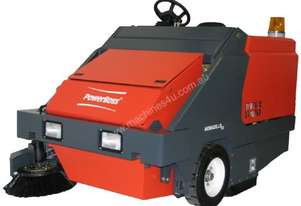 HAKO POWERBOSS 6XR INDUSTRIAL SWEEPER