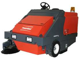HAKO POWERBOSS 6XR INDUSTRIAL SWEEPER - picture0' - Click to enlarge