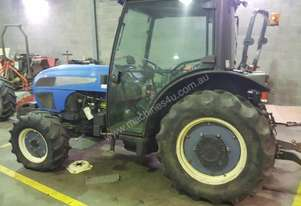 Used Landini Rex 105 gt Tractor
