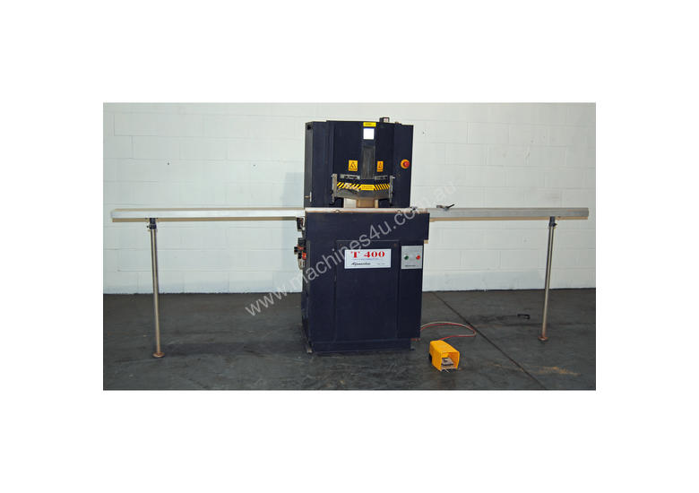Used Alfamacchine T400 Picture Framing Equipment In Richlands Qld