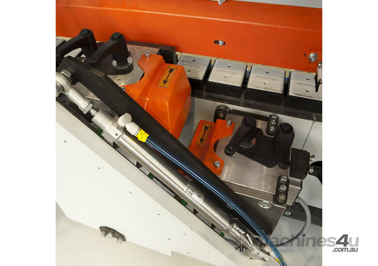 Edgebander Nikmann KZM6-TF-v46  and Extractor package 100% Made in Europe
