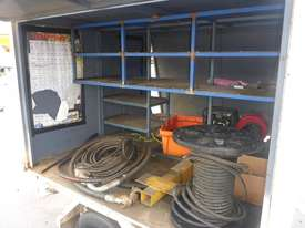 1990 Custom Made Single Axle Enclosed Trailer with Hydraulic Fitting Crimper IN AUCTION - picture8' - Click to enlarge