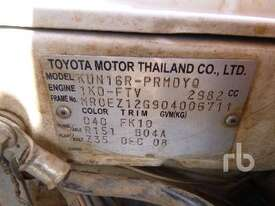 TOYOTA HILUX Ute - picture5' - Click to enlarge