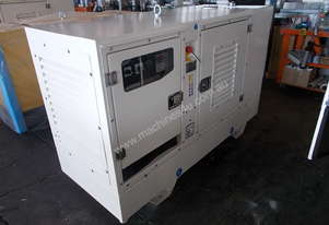 10SSP - PERKINS SUPER SOUNPROOF DIESEL GENERATOR SET - BUILT IN ITALY