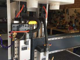 CNC Router with Twin Spindles/ Vacuum Table/ Rotary Axis - picture7' - Click to enlarge