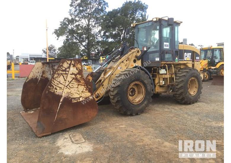 2005 Cat 924G Wheel Loader