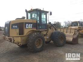 2005 Cat 924G Wheel Loader - picture3' - Click to enlarge