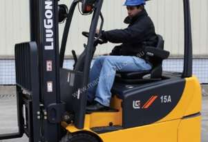 Liugong 2015A-T Electric Forklift