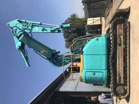13.5 Tonne Knuckle Boom Excavator with Buckets for HIRE - picture5' - Click to enlarge