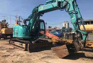 13.5 Tonne Knuckle Boom Excavator with Buckets for HIRE