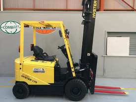 4 Wheel Battery Electric Counterbalance Forklift - picture0' - Click to enlarge