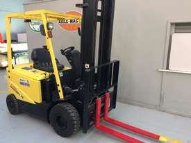 4 Wheel Battery Electric Counterbalance Forklift - picture1' - Click to enlarge