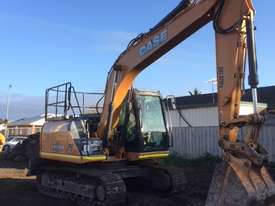 CASE CX130B excavator - picture0' - Click to enlarge