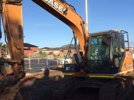 CASE CX130B excavator - picture1' - Click to enlarge