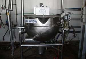Baldwin Steam Jacketed Mixing Pan