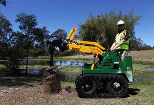 KANGA PT728 7 SERIES PETROL MINI LOADER