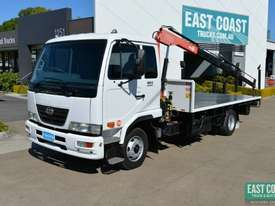 2009 NISSAN UD MK Crane Truck Tray Top  - picture0' - Click to enlarge