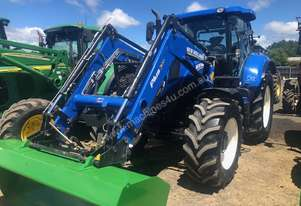 New Holland T7.170 MFWD Cab Tractor