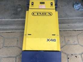 Cimex X46, Escalator and travelator cleaner  - picture0' - Click to enlarge