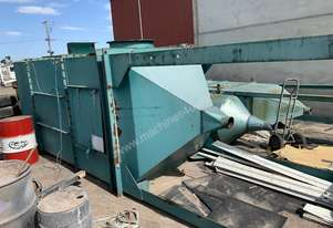 Abss Sand blasting dust collector