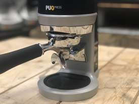 PUQPRESS AUTOMATIC ESPRESSO COFFEE TAMPER MACHINE BARISTA CAFE - picture11' - Click to enlarge