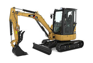 CATERPILLAR 303.5E CR MINI HYDRAULIC EXCAVATOR