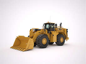CATERPILLAR 988K STEEL MILL ARRANGEMENT WHEEL LOADER - picture2' - Click to enlarge